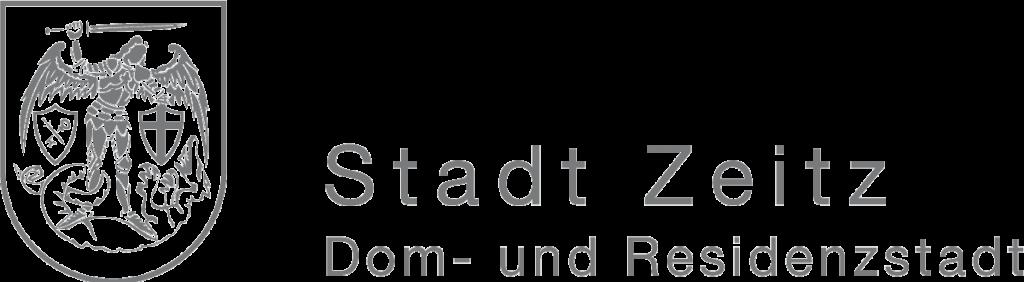 Stadt Zeitz Dom- und Residenzstadt Wappen
