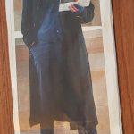 Der bekannte Schauspielmime Michael Mendl in Zeitz Hommage Zeitzreise fuer Franziskanerkirche Feb19