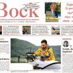 Schaffhauser BockZeitung MFZ Bericht Titelseite Sept19